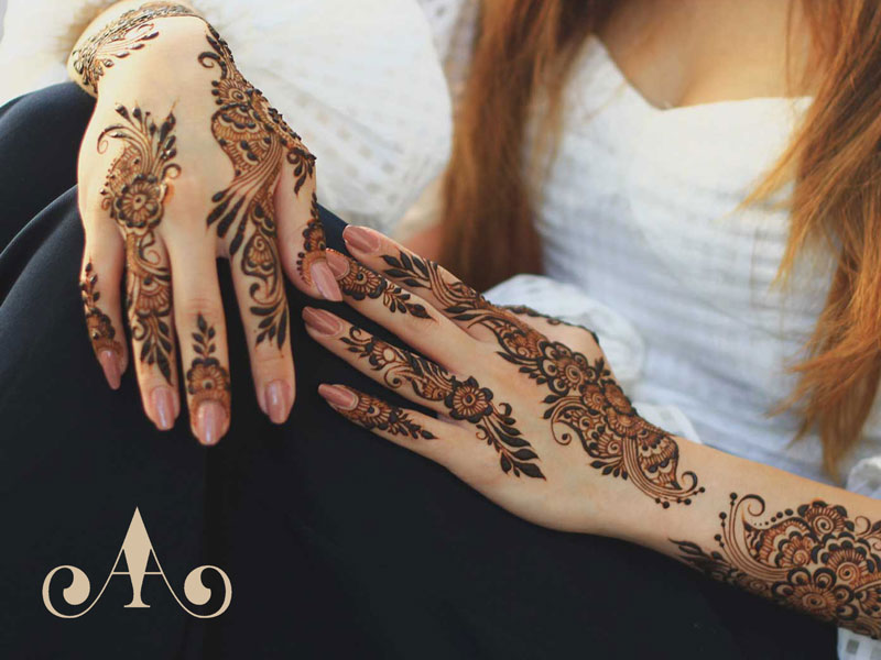 Henna by Alisa Parveen Website