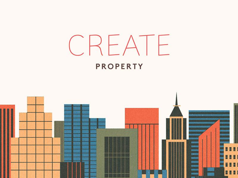 CREATE Property Website