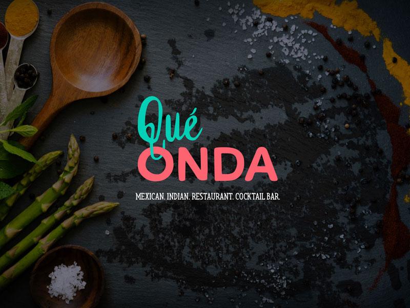 Qué Onda Website